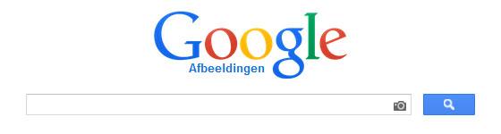 Afbeelding van zoekscherm Google Afbeeldingen